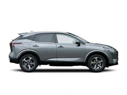 Nissan Qashqai Hatchback 1.3 DiG-T MH 158 N-Connecta 5dr Xtronic