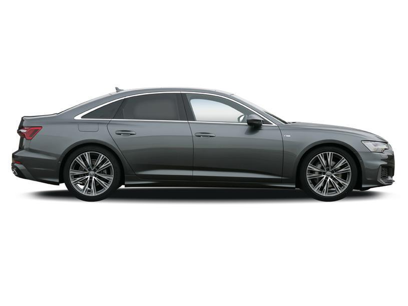 Audi A6 Saloon 50 TFSI e 17.9kWh Quattro S Line 4dr S Tronic