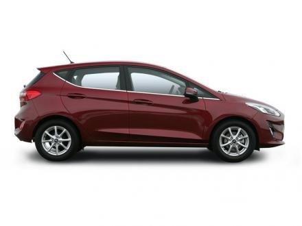 Ford Fiesta Hatchback 1.0 EcoBoost Hybrid mHEV 125 Titanium 5dr Auto