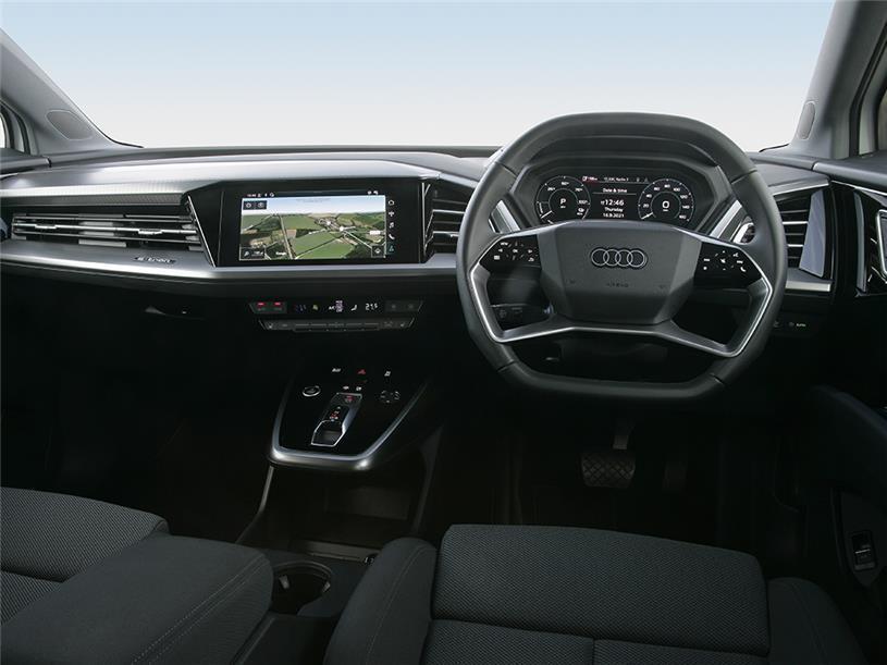 Audi Q4 E-tron Estate 220kW 50 Quattro 82.77kWh S Line 5dr Auto [Tech]
