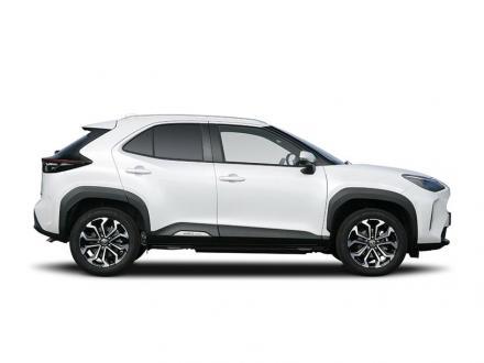 Toyota Yaris Cross Estate 1.5 Hybrid Dynamic AWD 5dr CVT [Safety Pack]