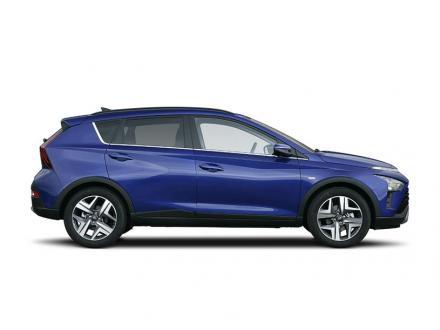 Hyundai Bayon Hatchback 1.0 TGDi 48V MHEV SE Connect 5dr