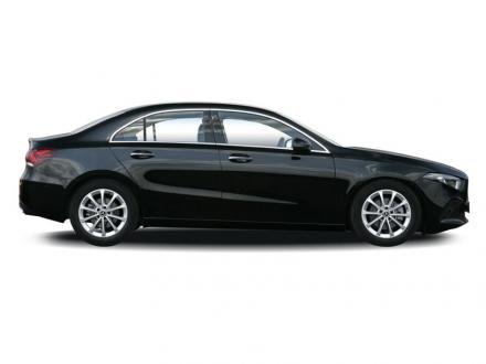 Mercedes-Benz A Class Saloon Special Editions A180d AMG Line Premium Plus Edition 4dr