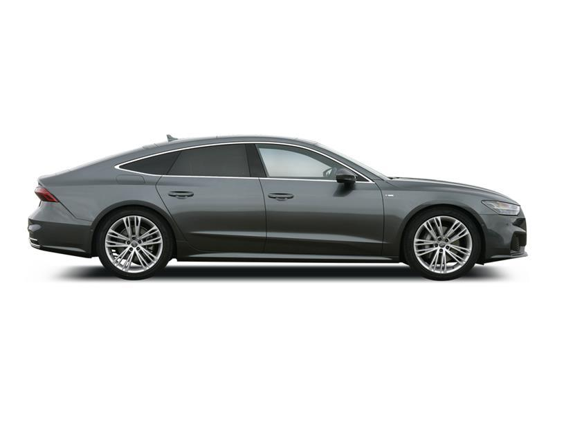 Audi A7 Sportback 50 TFSI e 17.9kWh Qtro Sport Ed 5dr S Tronic [C+S]