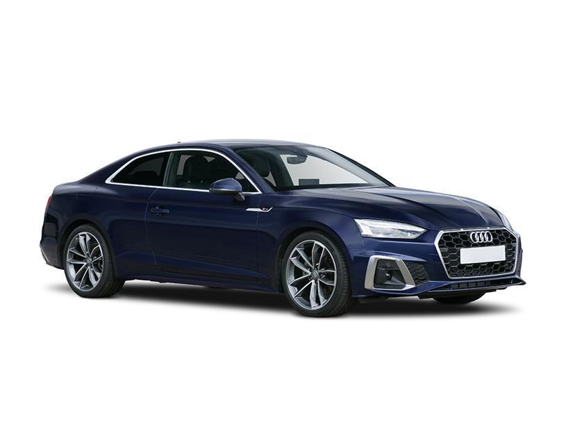 Audi A5 Coupe 35 TFSI Black Edition 2dr S Tronic [Comfort+Sound]