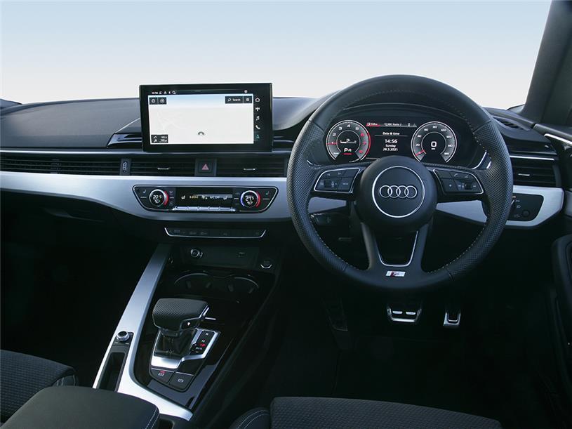 Audi A5 Diesel Coupe 40 TDI 204 Quattro Black Edition 2dr S Tronic