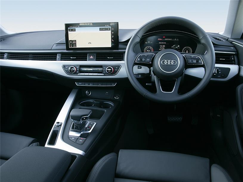 Audi A5 Diesel Sportback 40 TDI 204 Quattro Black Edition 5dr S Tronic