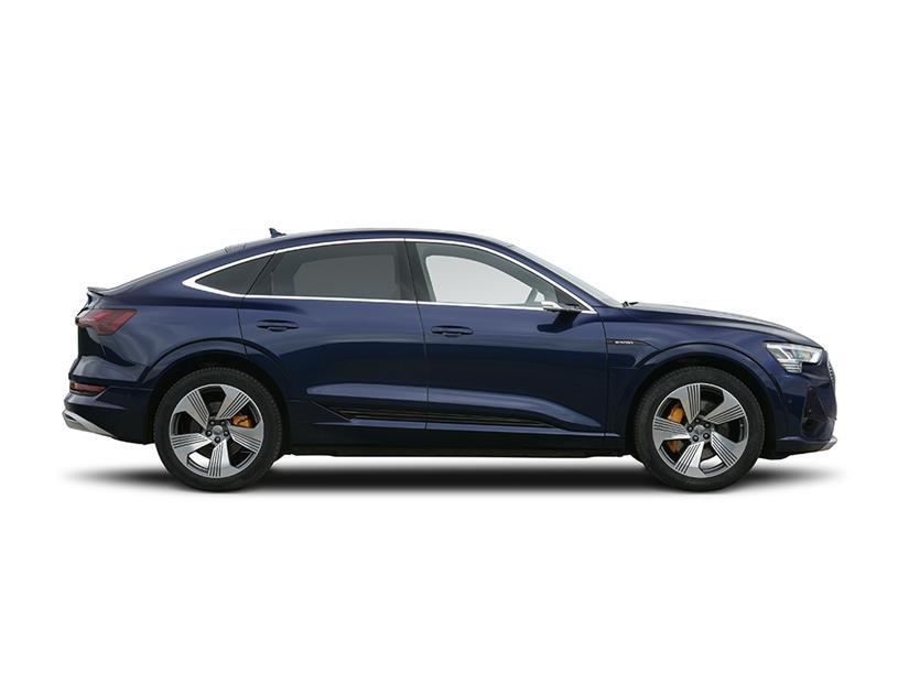 Audi E-tron Sportback 230kW 50 Quattro 71kWh Technik 5dr Auto