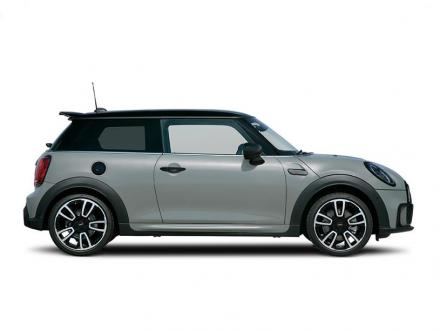 MINI Hatchback Special Edition 2.0 Cooper S Shadow Edition 3dr Auto [Nav Pack]