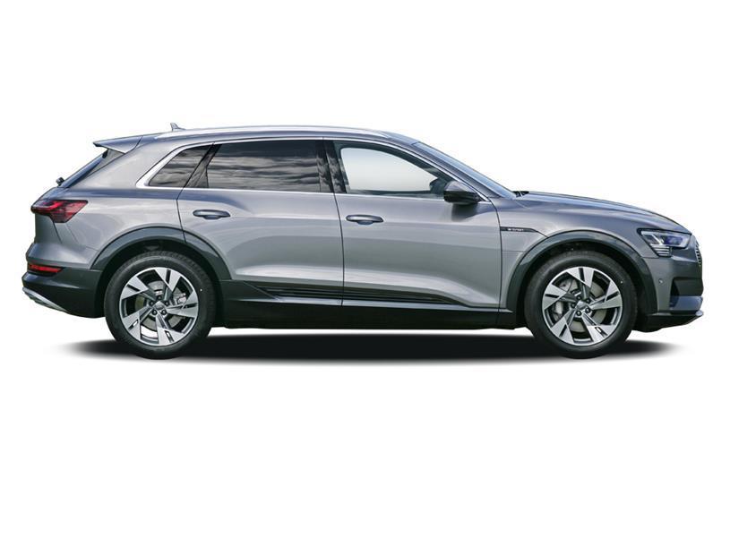Audi E-tron Estate 230kW 50 Quattro 71kWh Vorsprung 5dr Auto [22kWCh]