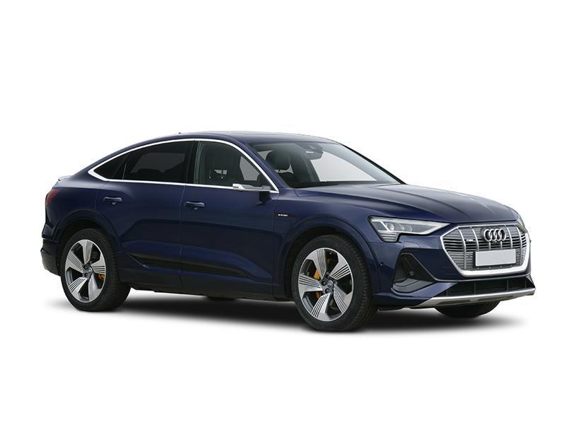 Audi E-tron Sportback 370kW S Quattro 95kWh 5dr Auto [C+S] [22kWCh]