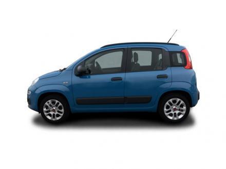 Fiat Panda Hatchback 1.0 Mild Hybrid City Life [Touchscreen] 5dr