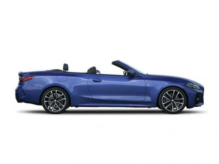 BMW 4 Series Convertible 430i [245] M Sport 2dr Step Auto [Pro Pack]