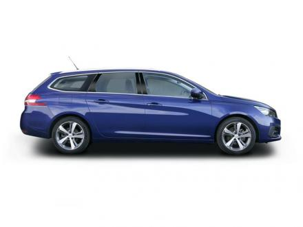 Peugeot 308 Diesel Sw Estate 1.5 BlueHDi 130 Allure 5dr EAT8 [Safety Plus]
