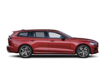 Volvo V60 Sportswagon 2.0 T6 [350] Recharge PHEV R DESIGN 5dr AWD Auto