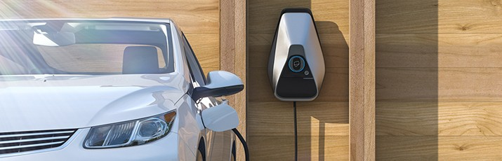 65 percent of UK households have the potential to charge a vehicle