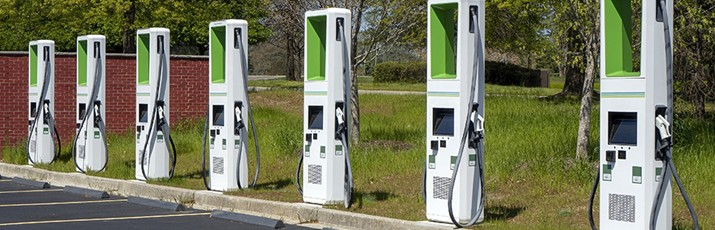 Design team appointed to create an iconic British charge point for electric vehicles