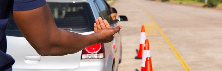 Top 5 reasons for failing driving test this year revealed